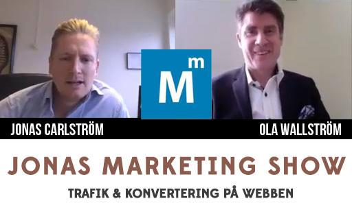 Hur du sätter mål för din marknadsföring – Ola Wallström (Mera Mål)