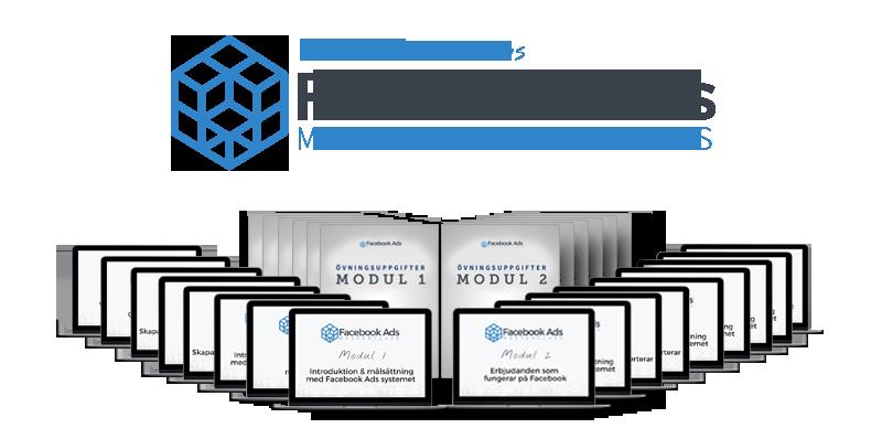Enkelt bildverktyg för att skapa Facebookannonser