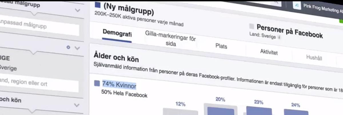 6 Regler för att INTE misslyckas med Facebook Ads